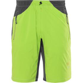 Karpos Rock korte broek Heren grijs/groen